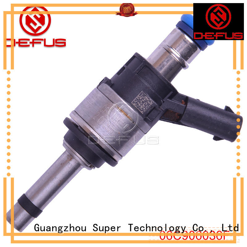 new Audi car injector 24v exporter for wholesale