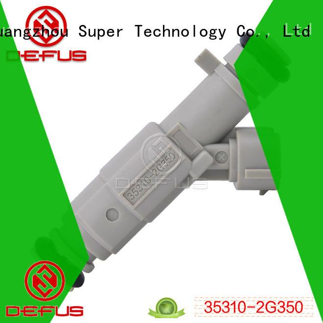 DEFUS reliable buy fuel injectors nozzle for Kia