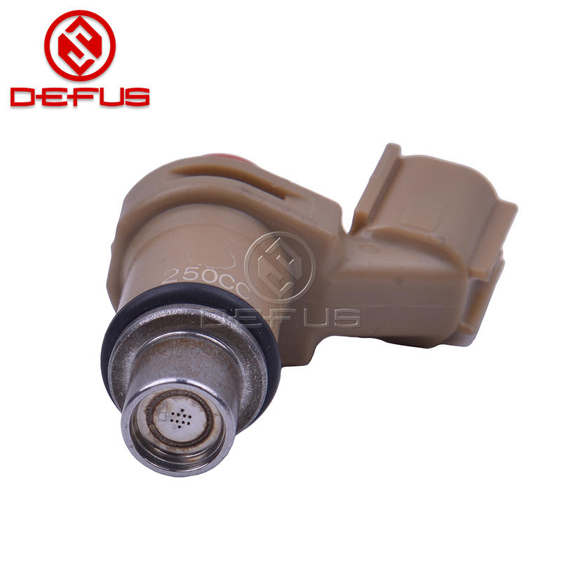 DEFUS Wholesale price good quality 250CC Motorcycle fuel injector coustom-made-3