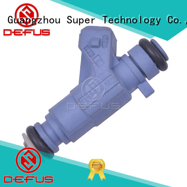 DEFUS reliable bosch fuel injectors factory for aftermarket