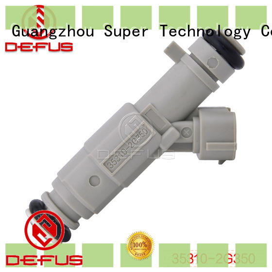 DEFUS original hyundai fuel injectors more buying choices for distribution