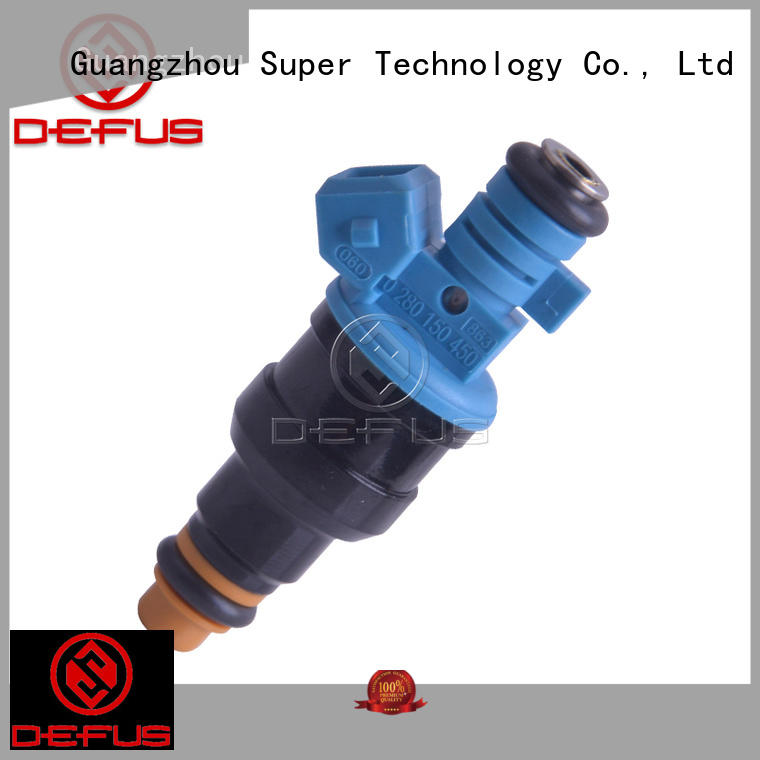 DEFUS new car injector supplier for auto parts