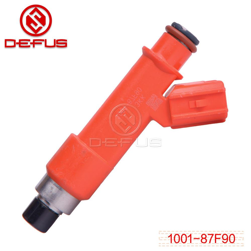 DEFUS-Toyota Corolla Injectors Fuel Injector 1001-87f90 For Modify