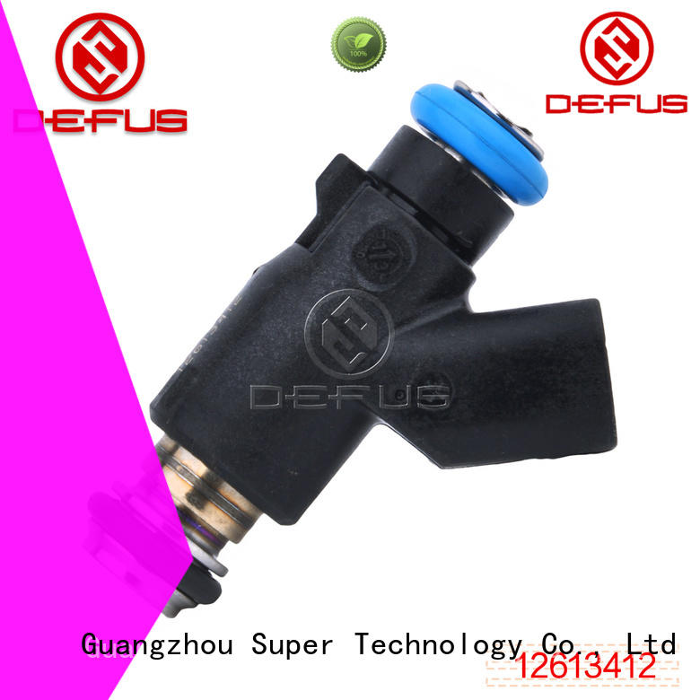 DEFUS Low MOQ gm duramax injectors factory for distribution