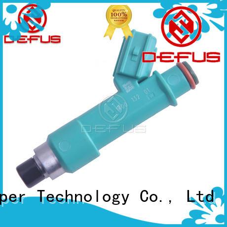 corsica Lexus Fuel Injector Chrysler Fuel Injector Dodge car injector jeep Cherokee injectors Corolla fuel injector LEXUS fuel injector factory for retailing DEFUS