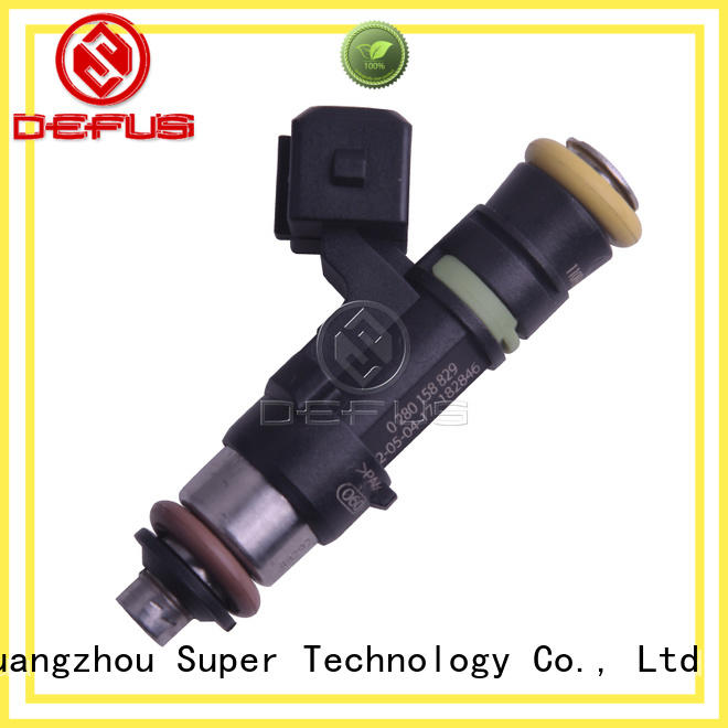 DEFUS 6a906031ck Audi automobile fuel injectors exporter for luxury car