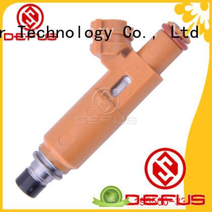 quality Mitsubishi fuel injectors b2b b2c business for wholesale DEFUS