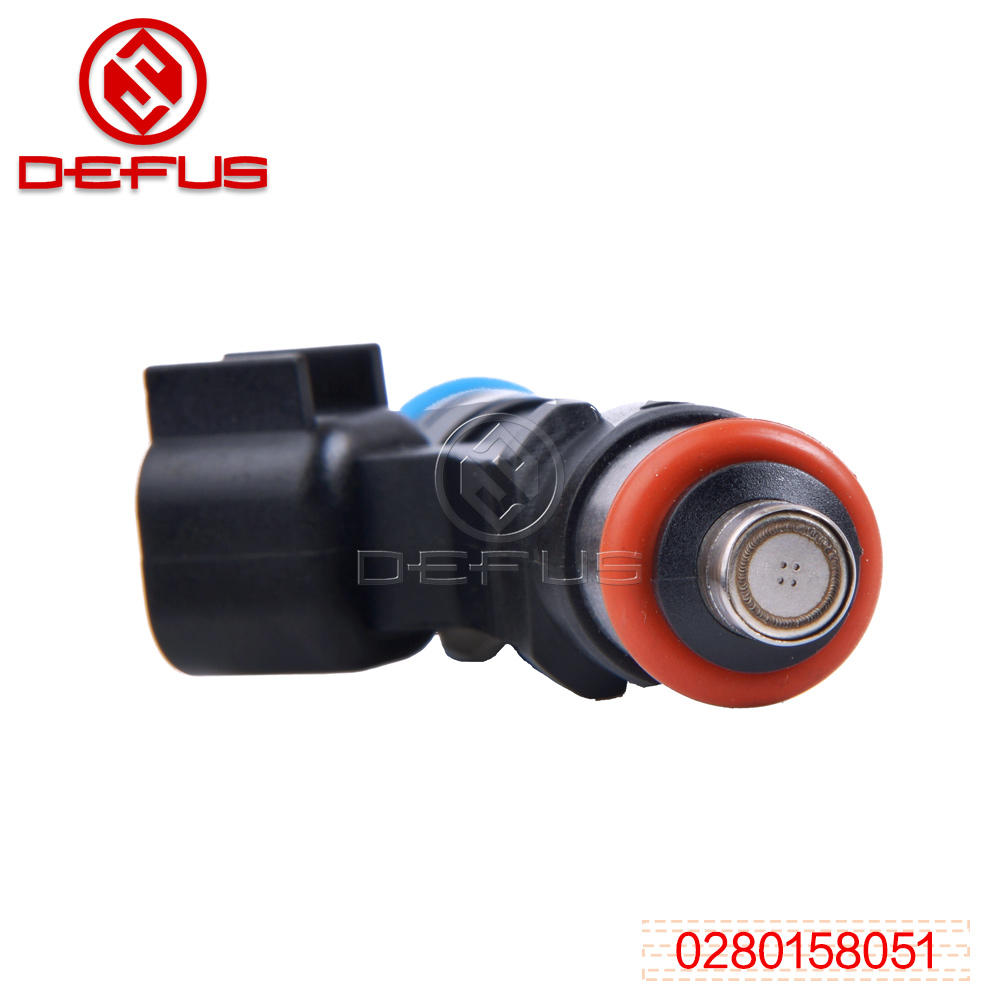 Fuel injector 0280158162 For 09-13 Ford/Mazda/Mercury/Lincoln 2.5L-3