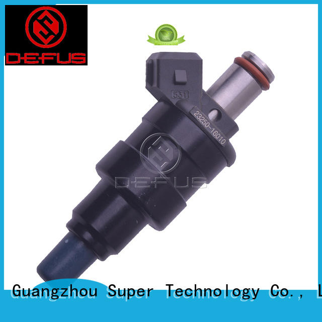 DEFUS original clogged fuel injector manufacturer for Toyota