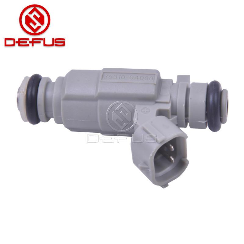 Fuel Injectors nozzle 35310-04000 Fits Hyundai i10 2016 Kia Picanto Mk2 1.0L-2