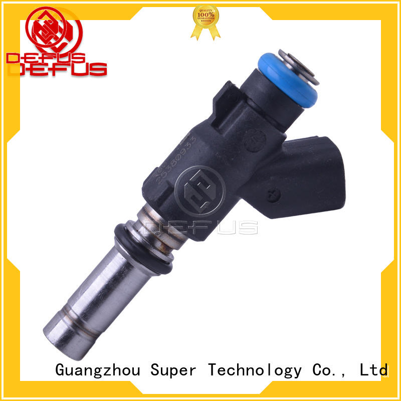 DEFUS Fuel Injector For Chevrolet Aveo Aveo5 1.6L 2009-2011 Nozzle Oem 25380933 Replacement Nozzle Injection Petrol Fuel Auto Spare Part