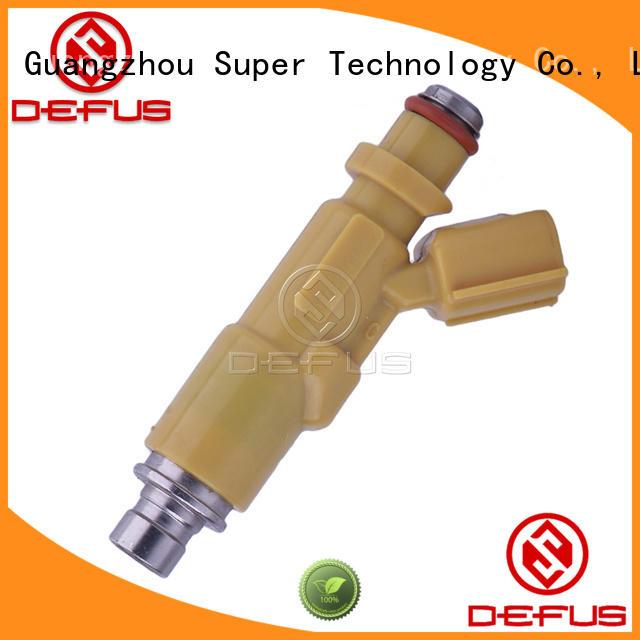 jzgte 4runner fuel injector producer for Toyota