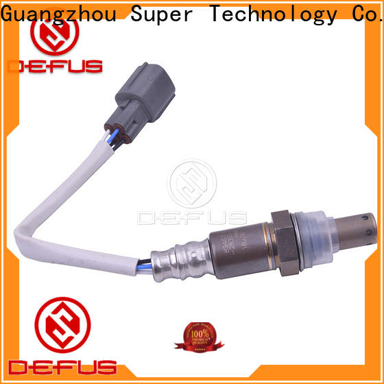DEFUS China air oxygen sensor manufacturers automotive industry