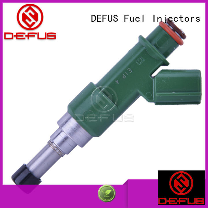 DEFUS Brand runner cruiser corolla injectors turbo factory