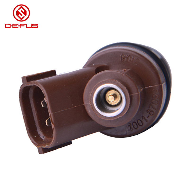 DEFUS-Nozzle 840cc Fuel Injector 1001-87092 for Toyota MR2 Celica Supra Turbo 3SGTE 2JZGTE-1