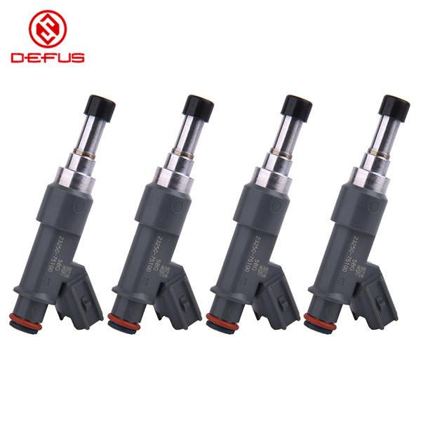 spyder runner tuv DEFUS Brand 2002 toyota corolla fuel injectors manufacture