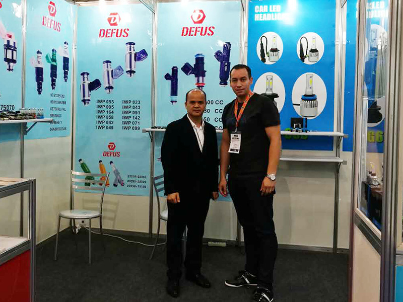 DEFUS-Nissan 300zx Injectors-guangzhou Super-technology Participated