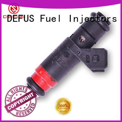 DEFUS Brand car matched parts ford injectors manufacture