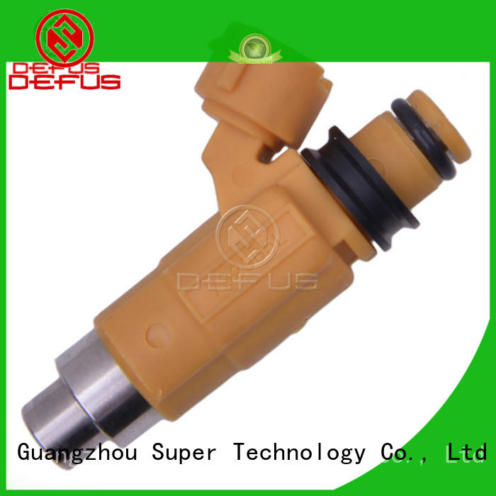 DEFUS cdh275 Mitsubishi fuel injectors win-win cooperation for distribution