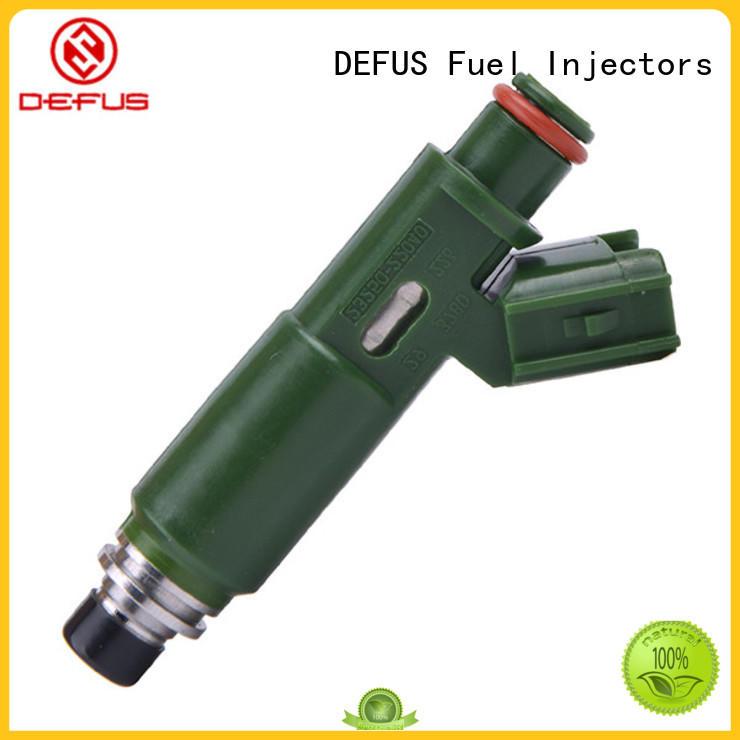 2002 toyota corolla fuel injectors cruiser runner DEFUS Brand