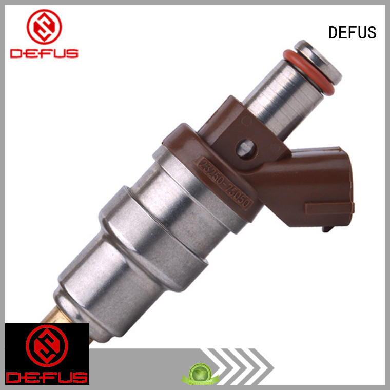 runner lander hiace DEFUS Brand 2002 toyota corolla fuel injectors manufacture