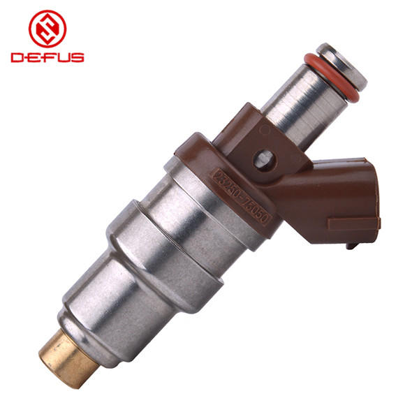 DEFUS-High-quality Fuel Injectors For Toyota Automobile Manufacturer