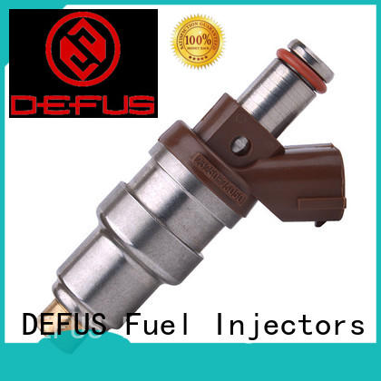 2002 toyota corolla fuel injectors tuv runner DEFUS Brand